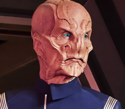 Saru - Star Trek Discovery Characters