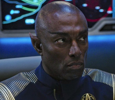 Admiral Terral - Star Trek Discovery Characters