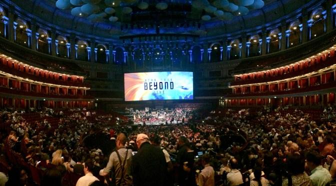 Star Trek In Concert at The Royal Albert Hall Review
