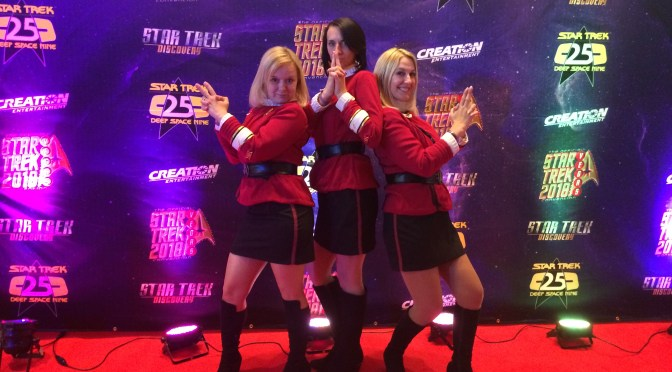 STLV 2018 – Day One and Two