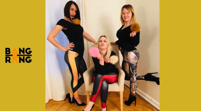 Trekkie Girls Wild Bangarang Star Trek