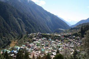 above-lachen-village