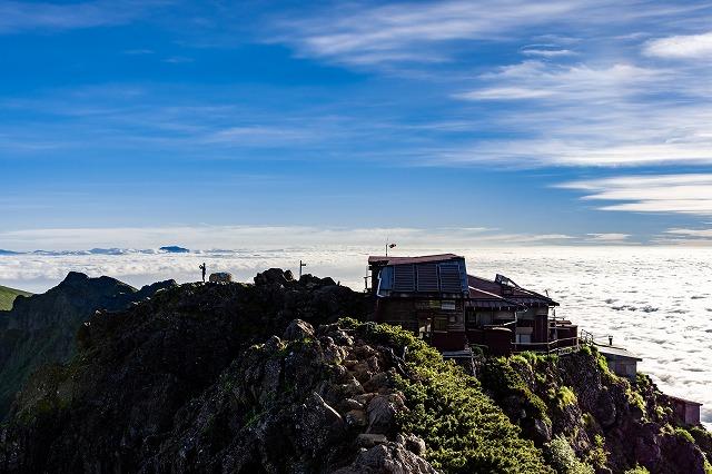 赤岳頂上山荘