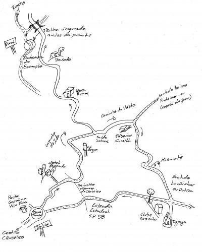 Desenho manual, mapa, arquivo GPS… Entenda a diferença