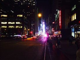 Streets by Night