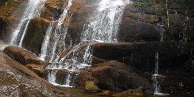Trilha da cachoeira do Alicate