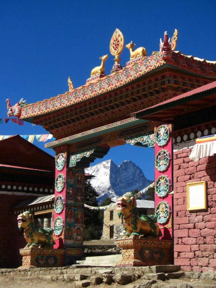 Tengboche monasterio