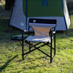 Coleman Deck Chair With Table Wooden Accent Best Camping Chairs Of 2018 Buying Guide Comparison And Reviews