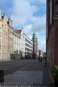 szlak latarni morskich gdańsk stare miasto rynek 2 trekkingowo