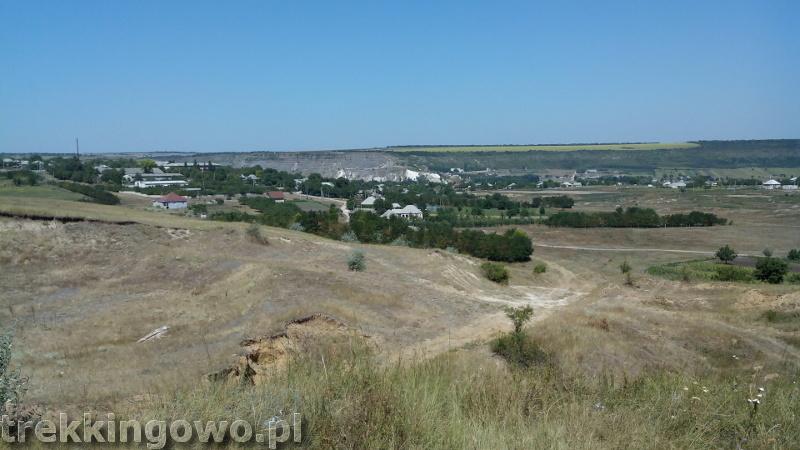Mołdawia - Dzień 6 na przełaj trekkingowo