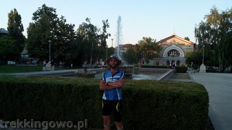 Mołdawia - Dzień 6 Kiszyniów trekkingowo