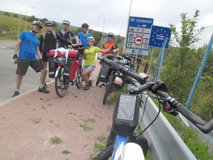 słowacja granica