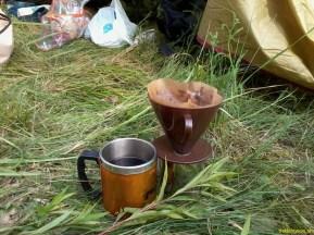trekkingowy zestaw kawowy (Spływ Pontonowy Barycz 2012)