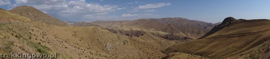 Ararat - u podnóża świętej góry Ormian armenia pustynia trekkingowo