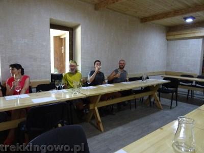 Gruzja degustacja wina trekkingowo.pl