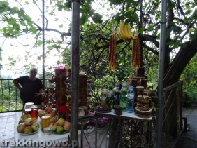 Batumi ogród botaniczny stragan trekkingowo.pl