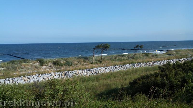 Szlak Latarni Morskich Darłowo Ustronie Morskie Dz. 5 poranek 2 trekkingowo