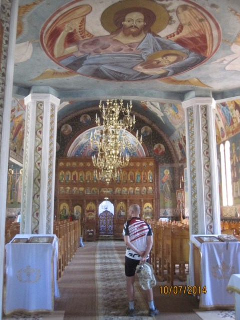 Rumunia, czy nadal dzika cerkiew trekkingowo