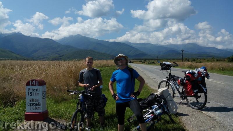 Rumunia, czy nadal dzika Cartisoara widok Transfogaraska trekkingowo