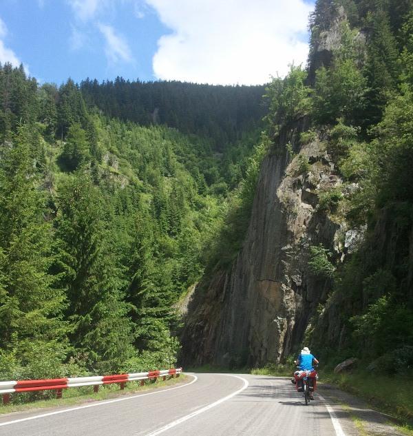 Rumunia, czy nadal dzika transfogaraska początek trekkingowo
