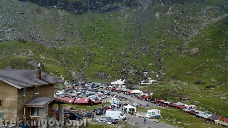 Rumunia, czy nadal dzika transfogaraska szczyt trekkingowo