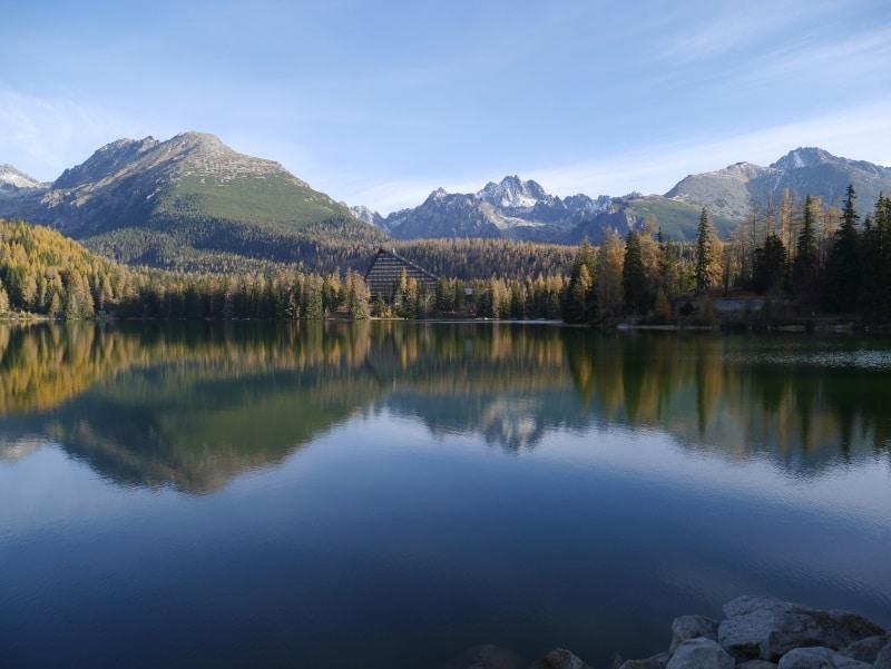 randonnée liberté Hautes Tatras