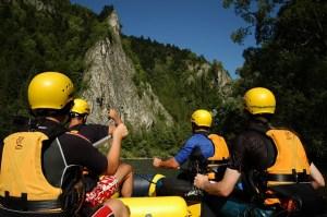 rafting slovaquie