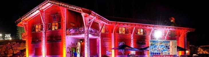 ski et fête en slovaquie