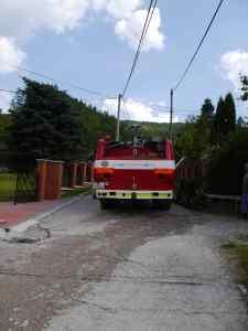 slovaquie camion pompier