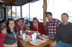 The Fam at Stanley's!