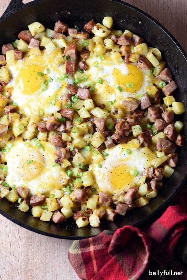 15/01/2012· place the potatoes in a seasoned 10 inch cast iron skillet. 15 of the Best Cast Iron Skillet Recipes to Make on Your ...