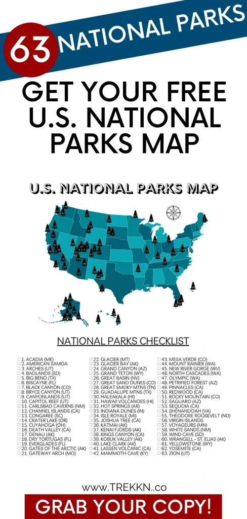 For most of us, taxes are overwhelmingly our largest ongoing expense—bigger than housing, transportation, and other costs. Your Printable U S National Parks Map With All 63 Parks 2021