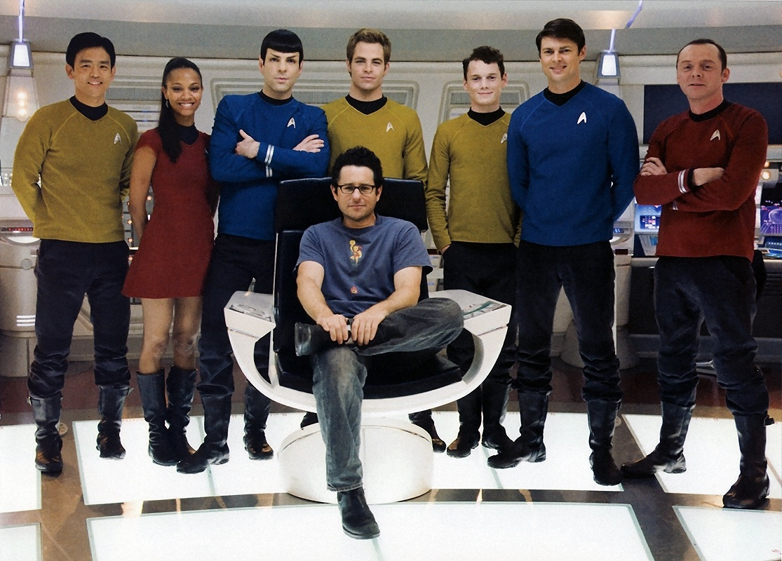 Image result for star trek movie 2016 cast