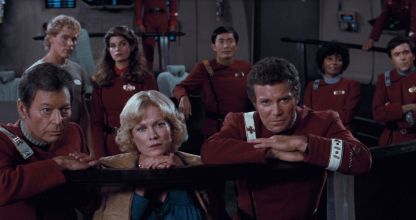 STAR TREK II THE WRATH OF KHAN Directors Edition debuts