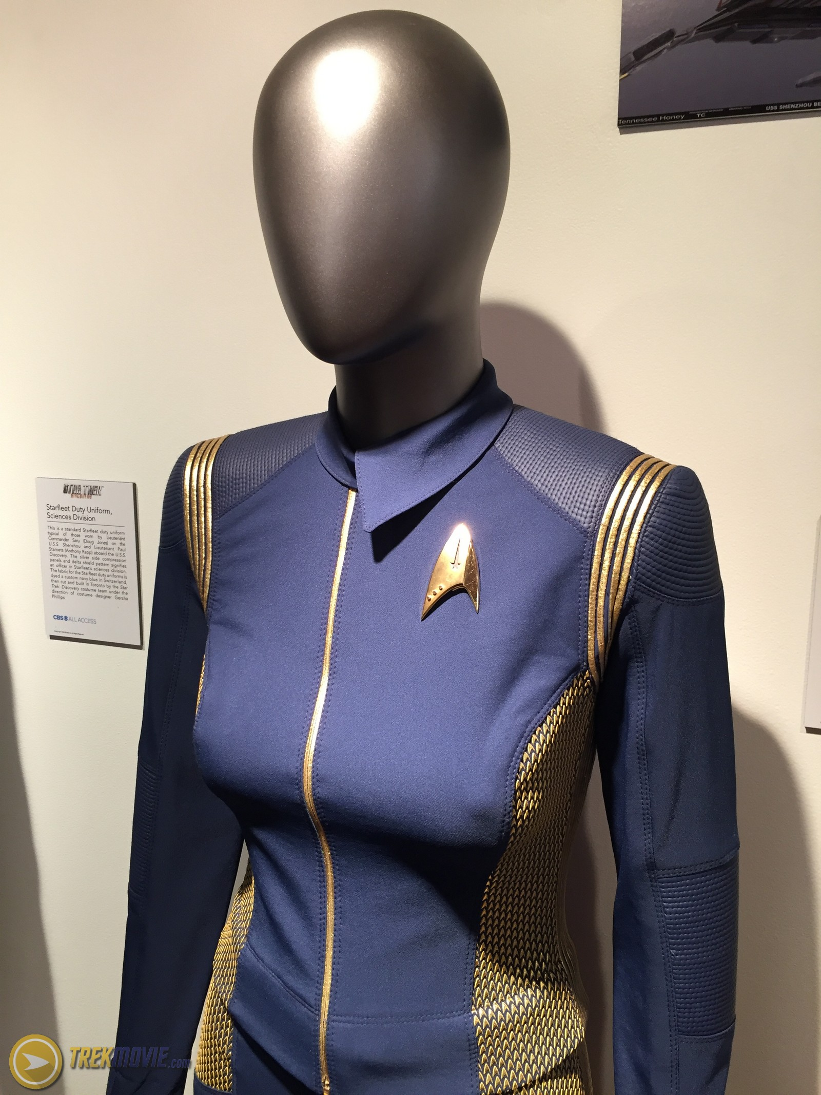 SDCC17 See The Federation and Starfleet Costumes and