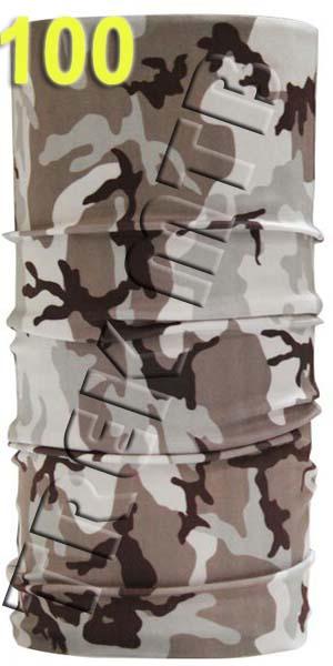 Buff Army Coklat