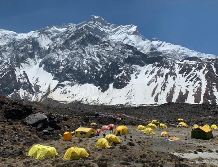 Narth Base Camp-Camp site