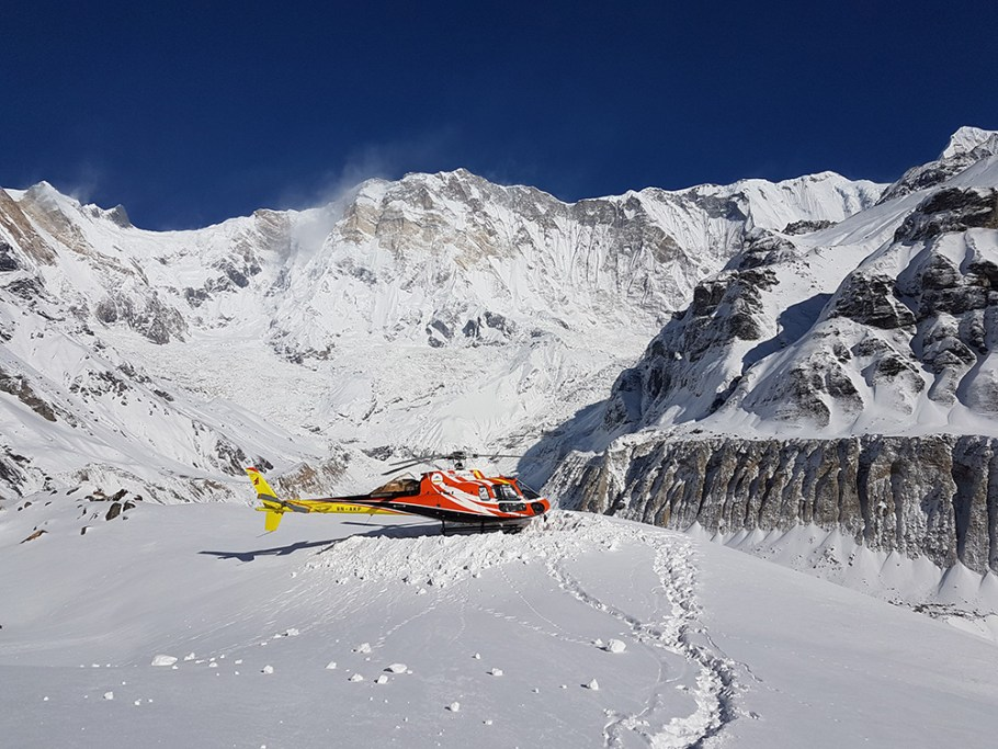 Heli Tour-Everest