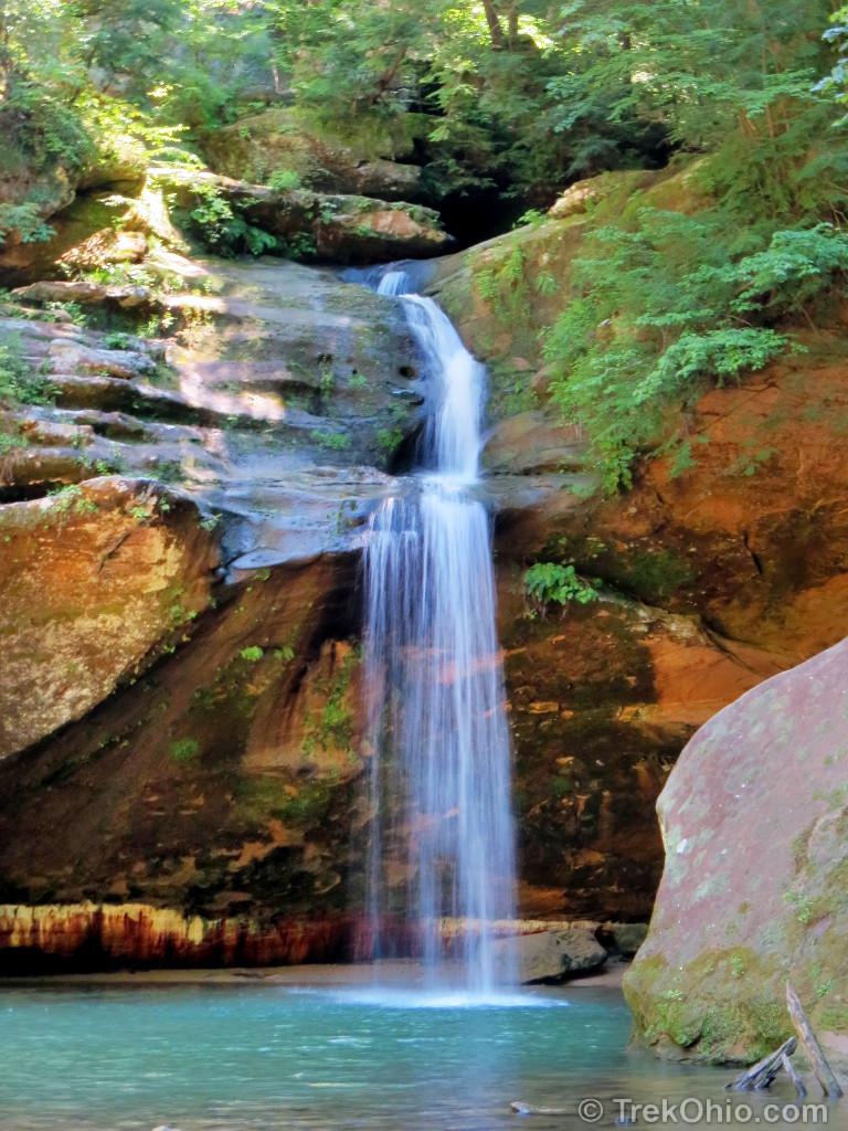 Waterfalls  TrekOhio