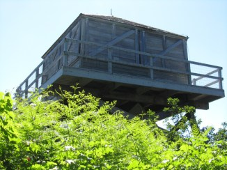 Devils Peak fire lookout