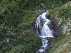 Water Fall at Heather Canyon.