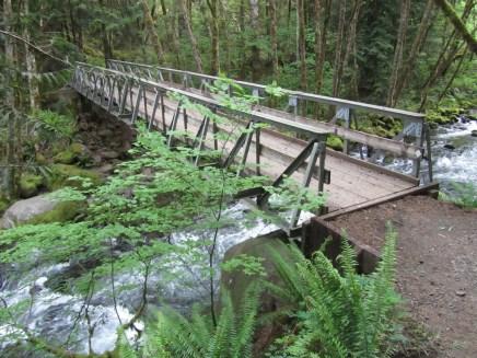 Herman Creek Bridge.