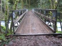 Bridge over Herman Creek.