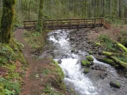 Bridge over Dry Creek.