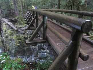 Bridge over Opal Creek