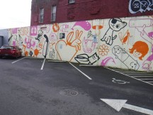 By Michael Salter - MLK & SE Pine (on the Miller Paint Building