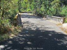 Old Hwy bridge over Tanner Creek