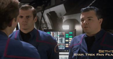 Seth's Star Trek Fan Film