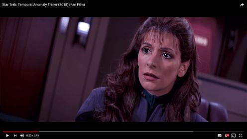 "(Paramount) Troi ""Star Trek: First Contact"""