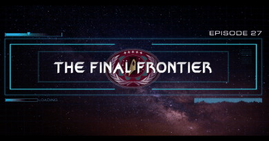 The Final Frontier – 27– Samuel Cockings